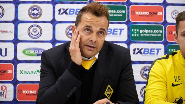 """Бывший тренер """"Кайрата"""" рассказал о предложении от испанского клуба"""