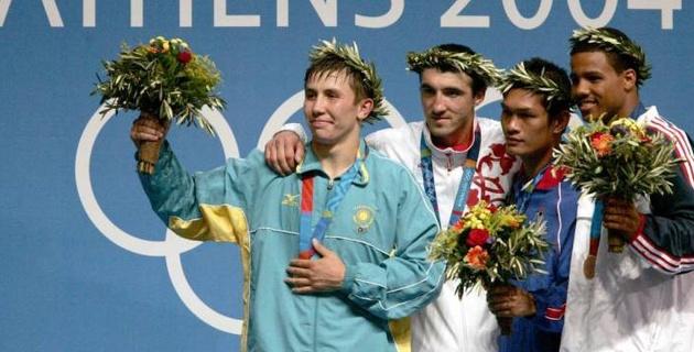 Российский боксер вспомнил бой против Головкина в финале Олимпиады-2004