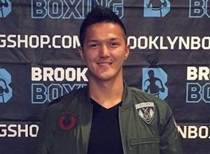 Казахский боксер из США получил награду от WBC