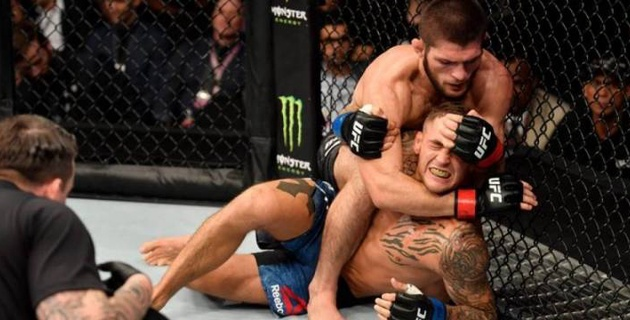 Названа дата следующего боя экс-чемпиона UFC после поражения от Хабиба