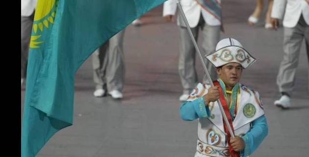 Знаменосец Олимпиады-2008 стал главным тренером сборной Казахстана по тяжелой атлетике