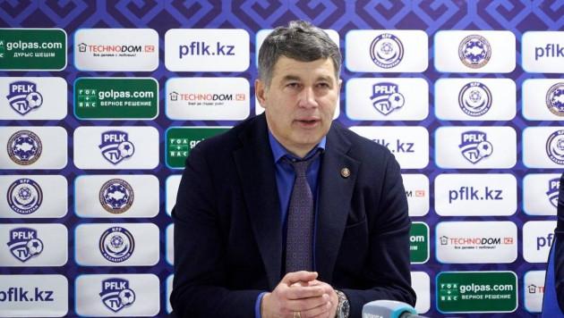 Виктор Кумыков возглавил клуб из Узбекистана