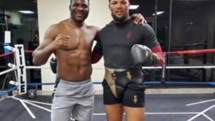 """""""Волосы дыбом"""". Как тренировавшийся с Головкиным боксер зарубился с нокаутером из UFC"""