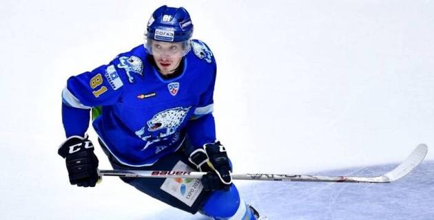 """Экс-хоккеист сборной Казахстана с опытом игры в НХЛ рассказал о желании вернуться в """"Барыс"""""""
