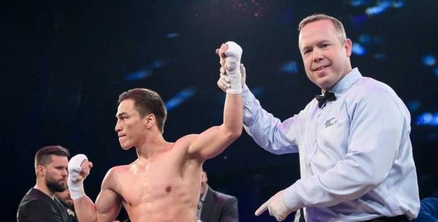 Ярость после нокдауна. Как Джукембаев исправил ситуацию и завоевал титул WBC