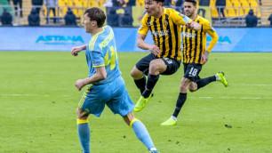 Вошедший в историю КПЛ футболист помог новому клубу выиграть третий матч кряду