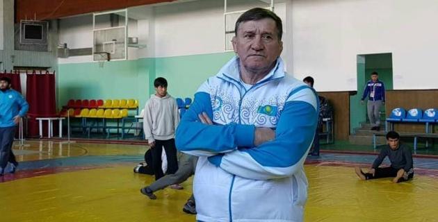 Консультант главного тренера сборной Казахстана по борьбе заболел коронавирусом