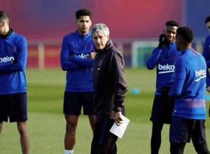 """Тренер """"Барселоны"""" высказался о правиле пяти замен"""