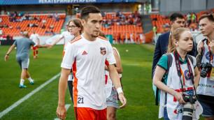 Билек рассматривает футболиста из РПЛ для сборной Казахстана?