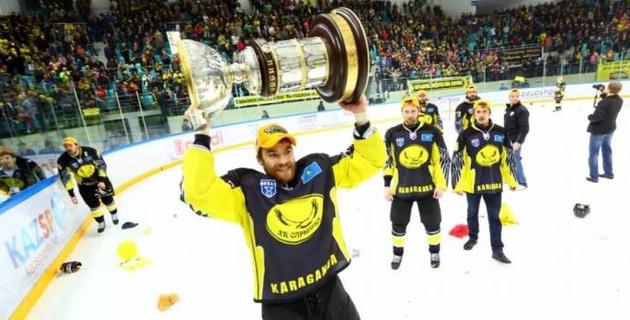 Есть желание и возможность играть за сборную Казахстана - хоккеист российского клуба