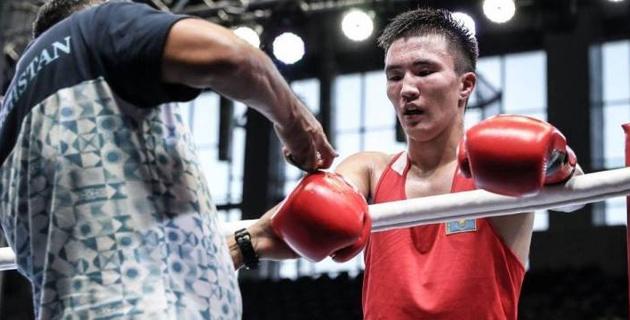 Чемпион Азии среди молодежи из Казахстана рассказал о подписании контракта с компанией Сондерса и Фьюри