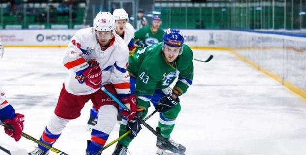 """Хоккеист из системы """"Салавата Юлаева"""" перешел в казахстанский клуб"""