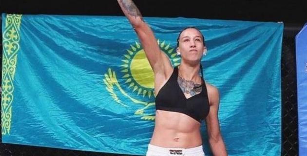 Придумала, как бомжевать в США, но мыслей вернуться в Казахстан не было - боец UFC Агапова