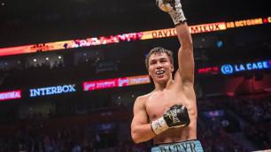 Непобежденный казахстанский боксер Батыр Джукембаев стал отцом