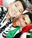 """""""Заставил гордиться всю страну"""". Instagram с 28 миллионами подписчиков вспомнил забег фаната из Казахстана к Роналду"""
