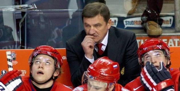 Назван новый главный тренер сборной России по хоккею