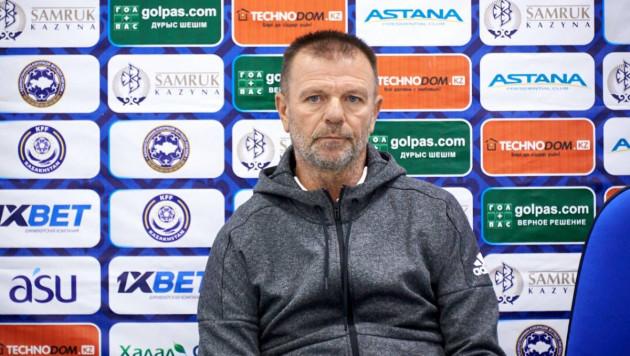Не только засиделся, или почему тренер участника еврокубков может уехать из Казахстана