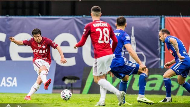 Немецкий клуб будет просматривать футболиста сборной Казахстана