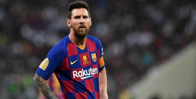 """На следующей неделе будет решаться судьба Месси в """"Барселоне"""""""