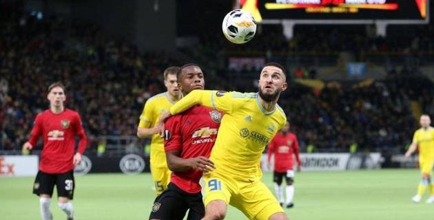 УЕФА опубликовал рейтинг казахстанских клубов - участников Лиги Европы