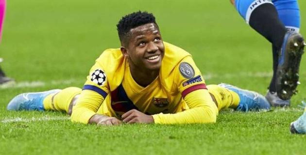 """Барселона"" отказалась от 100 миллионов евро за 17-летнего футболиста"