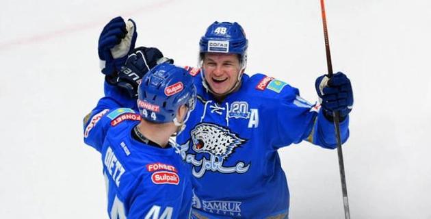 """Антропов назвал подходящего под НХЛ казахстанского хоккеиста в """"Барысе"""""""