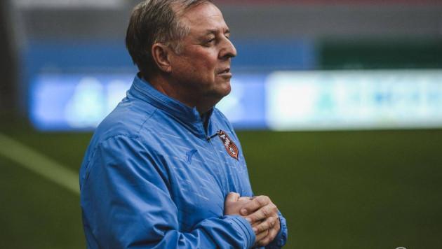 Я родился в Казахстане - известный российский тренер