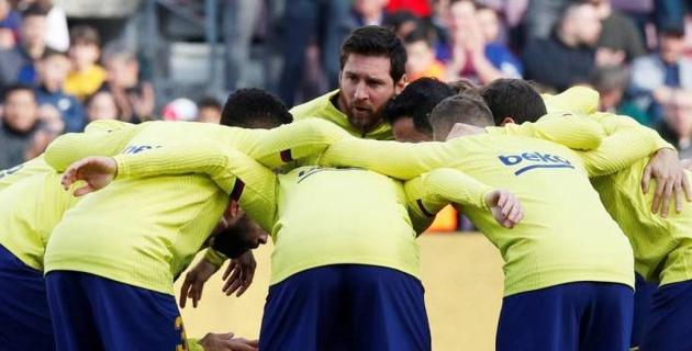 """""""Барселона"""" опять решила сократить зарплаты футболистам"""
