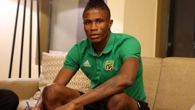 Защитник сборной Нигерии задумал покинуть Казахстан и вернуться в европейский клуб