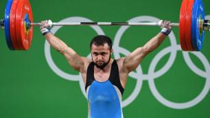 Олимпийский чемпион Рахимов и другие казахстанские тяжелоатлеты записали видеообращение из-за невыплаты зарплат