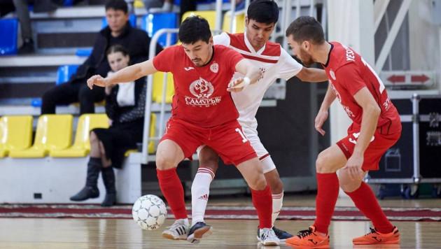 Чемпионат Казахстана по футзалу решили возобновить и доиграть в одном городе
