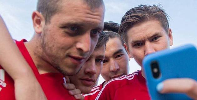 """""""Актобе"""" первым из казахстанских клубов появился в TikTok и собрал сотни тысяч просмотров"""