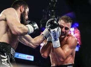 Александр Гвоздик решил завершить карьеру после первого поражения