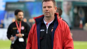 Болельщики европейского клуба захотели возвращения тренера из клуба КПЛ