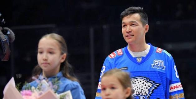 """Талгат Жайлауов объяснил уход из """"Барыса"""" и выбор нового клуба"""