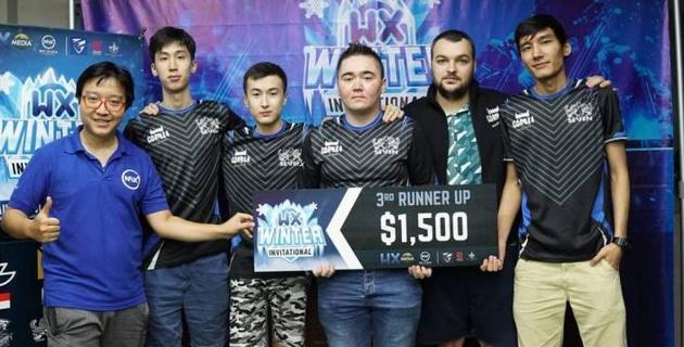 Казахстанская команда распустила свой состав по CS:GO