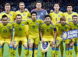 На каком месте в рейтинге ФИФА находится сборная Казахстана по футболу