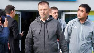 """""""Почти на 3,5 миллиона евро"""". Тренер """"Кайсара"""" - о сокращении бюджета, своем контракте и уходе игроков"""