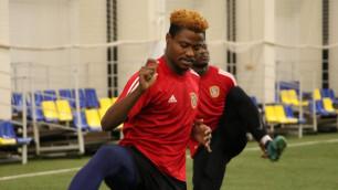 Казахстанский клуб решил расстаться с победителем юношеского чемпионата мира по футболу