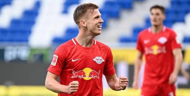"""Обидчик """"Астаны"""" оформил дубль и помог клубу выиграть 17 матч в Бундеслиге"""