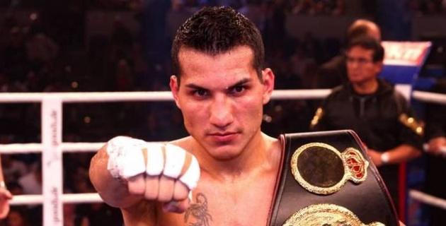 Немецко-эквадорский боксер выиграл третий бой после поражения от экс-соперника Головкина