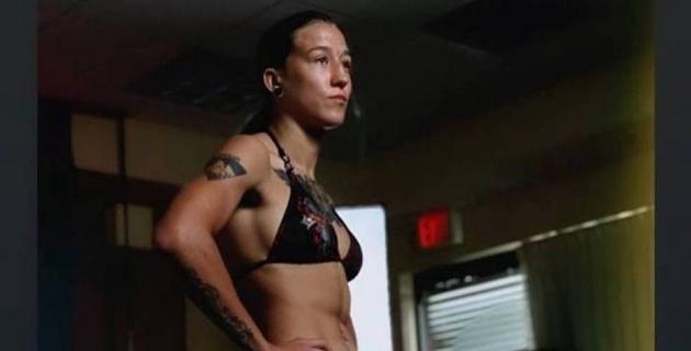 Казахстанская девушка-боец прокомментировала победный дебют в UFC и бросила вызов следующей сопернице