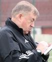 Стало известно о первой тренерской отставке в чемпионате Казахстана по футболу