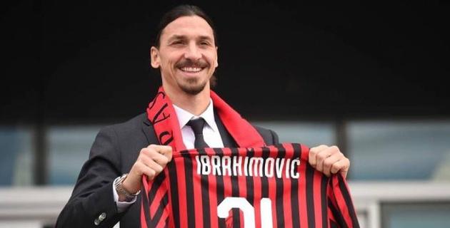 """Златан Ибрагимович близок к уходу из """"Милана"""" и трансферу в собственный клуб"""