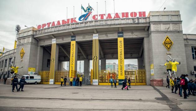 """Cтадионы """"Жетысу"""" и """"Кайрата"""" допущены к сезону"""