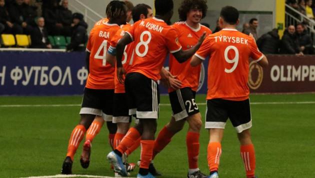 Еще один клуб решил играть матчи чемпионата Казахстана по футболу в Алматы