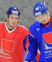 """Хоккеисты """"Барыса"""" и сборной Казахстана приступили к тренировкам на льду"""
