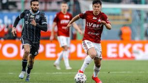 Чемпионат с участием казахстанского футболиста оказался лидером по пенальти в Европе