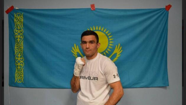 """Казахстанский спарринг-партнер """"Канело"""" перевесил американца с 35 боями"""