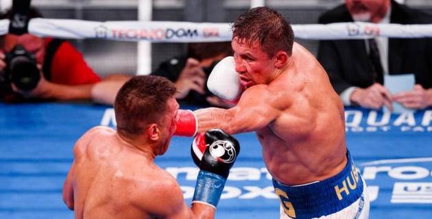 Лучший в мировом боксе? Назван главный удар Головкина